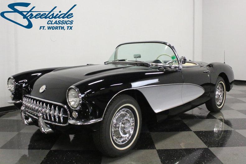 For Sale: 1957 Chevrolet Corvette