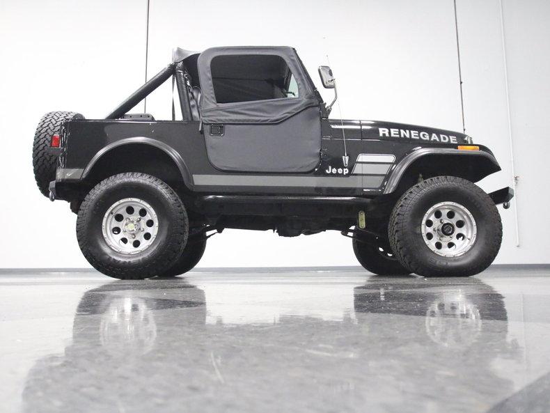 1984 1984 Jeep CJ7 For Sale