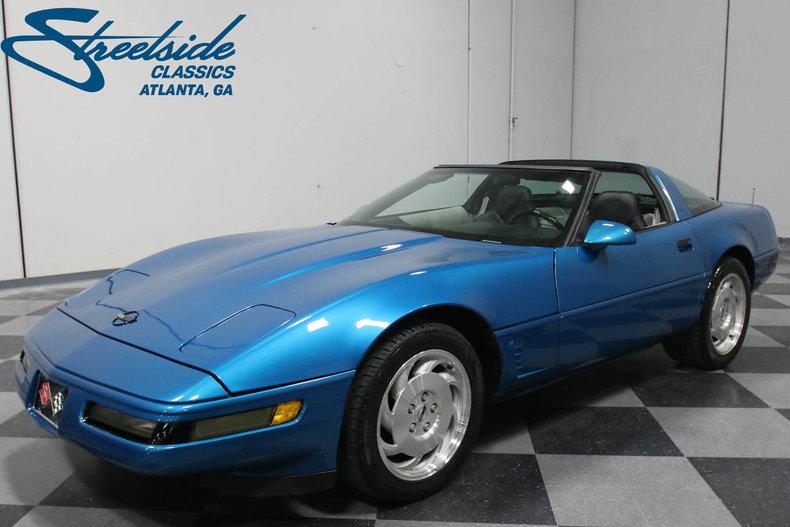 For Sale: 1995 Chevrolet Corvette