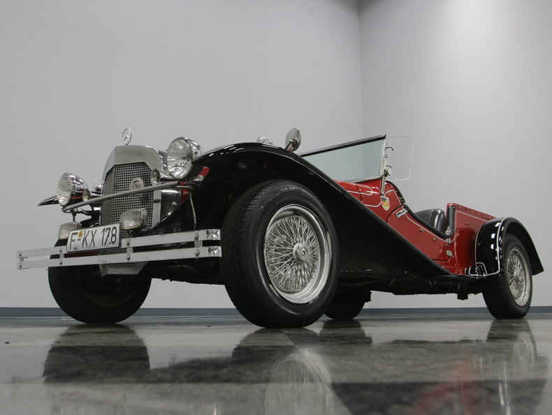 1929 mercedes benz gazelle my classic garage for Mercedes benz gazelle