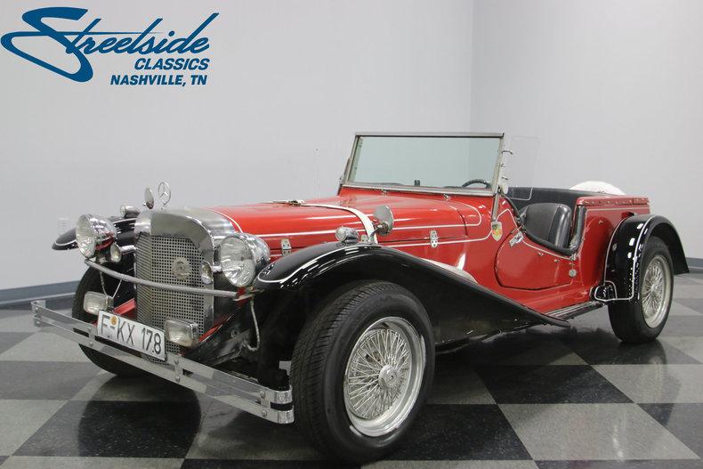 1929 mercedes benz gazelle streetside classics classic for Mercedes benz gazelle
