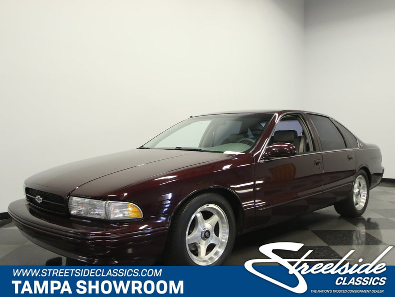 For Sale: 1995 Chevrolet Impala