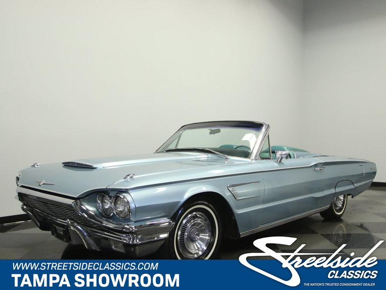 For Sale: 1965 Ford Thunderbird
