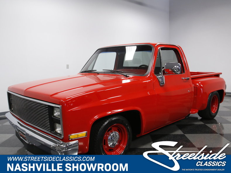 For Sale: 1986 GMC C-15