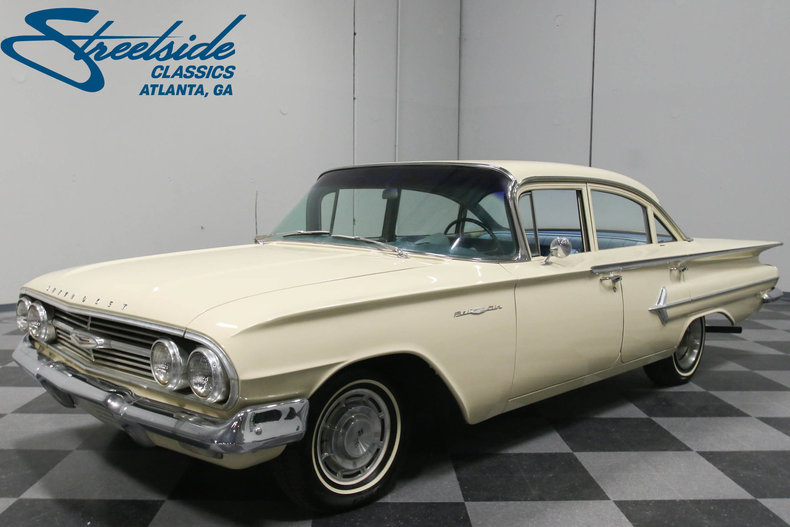 For Sale: 1960 Chevrolet Bel Air