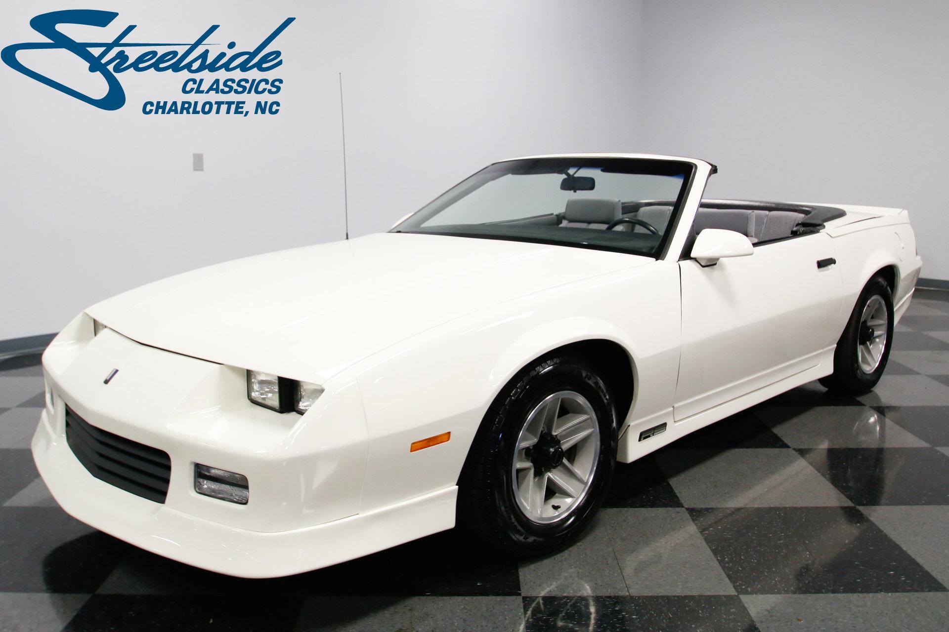 1989 Chevrolet Camaro Streetside Classics Classic Amp Exotic Car Consignment Dealer