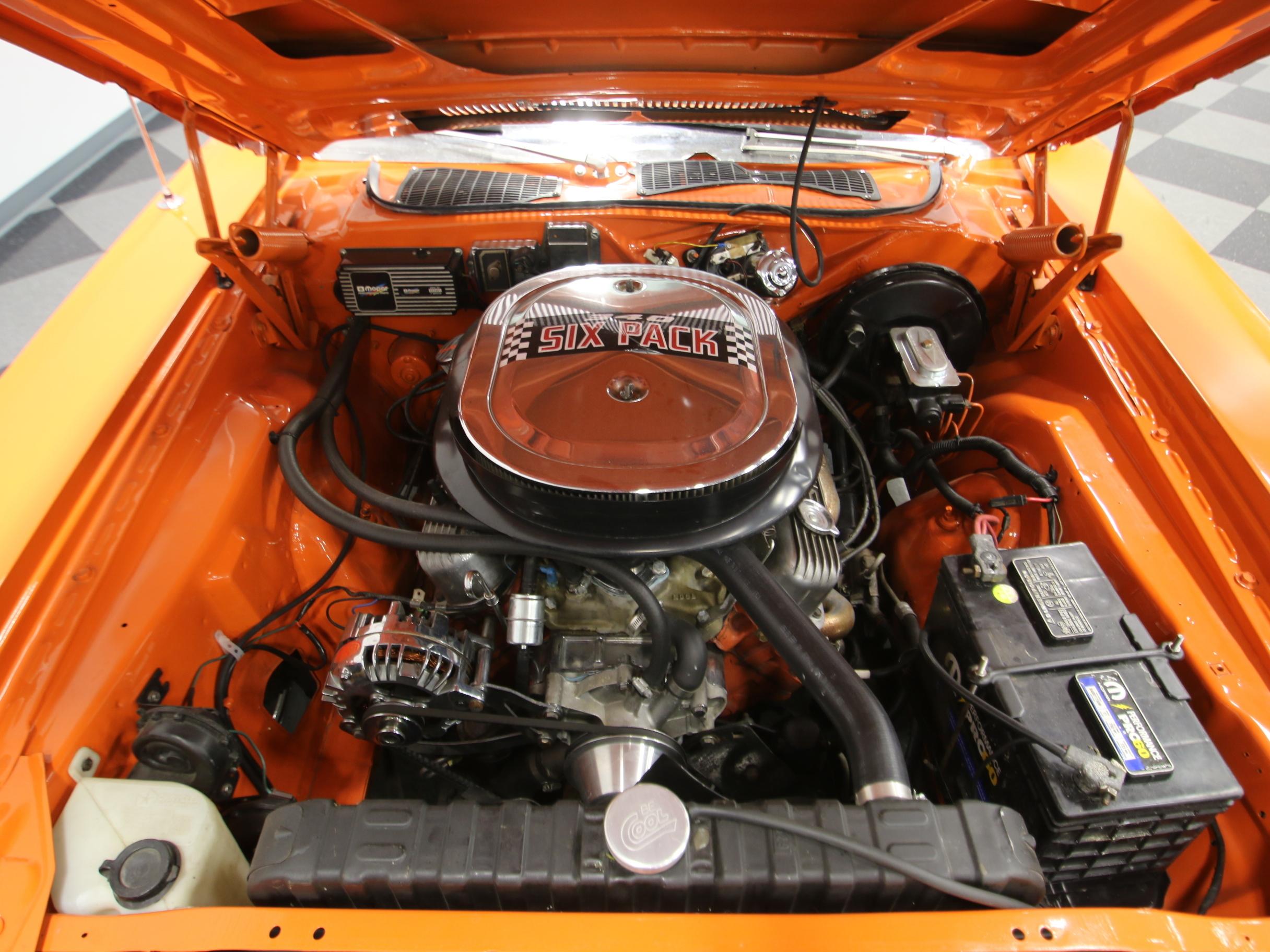 0435-NSH | 1970 Dodge Challenger | Streetside Classics