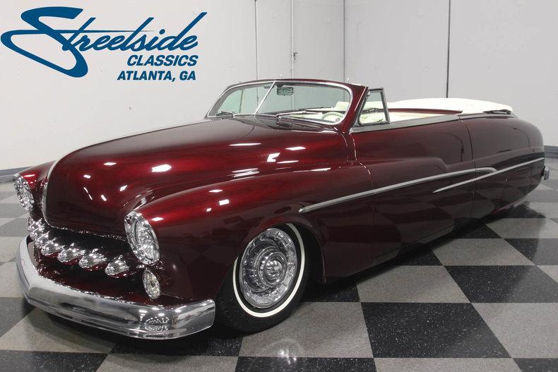 For Sale: 1949 Mercury Convertible