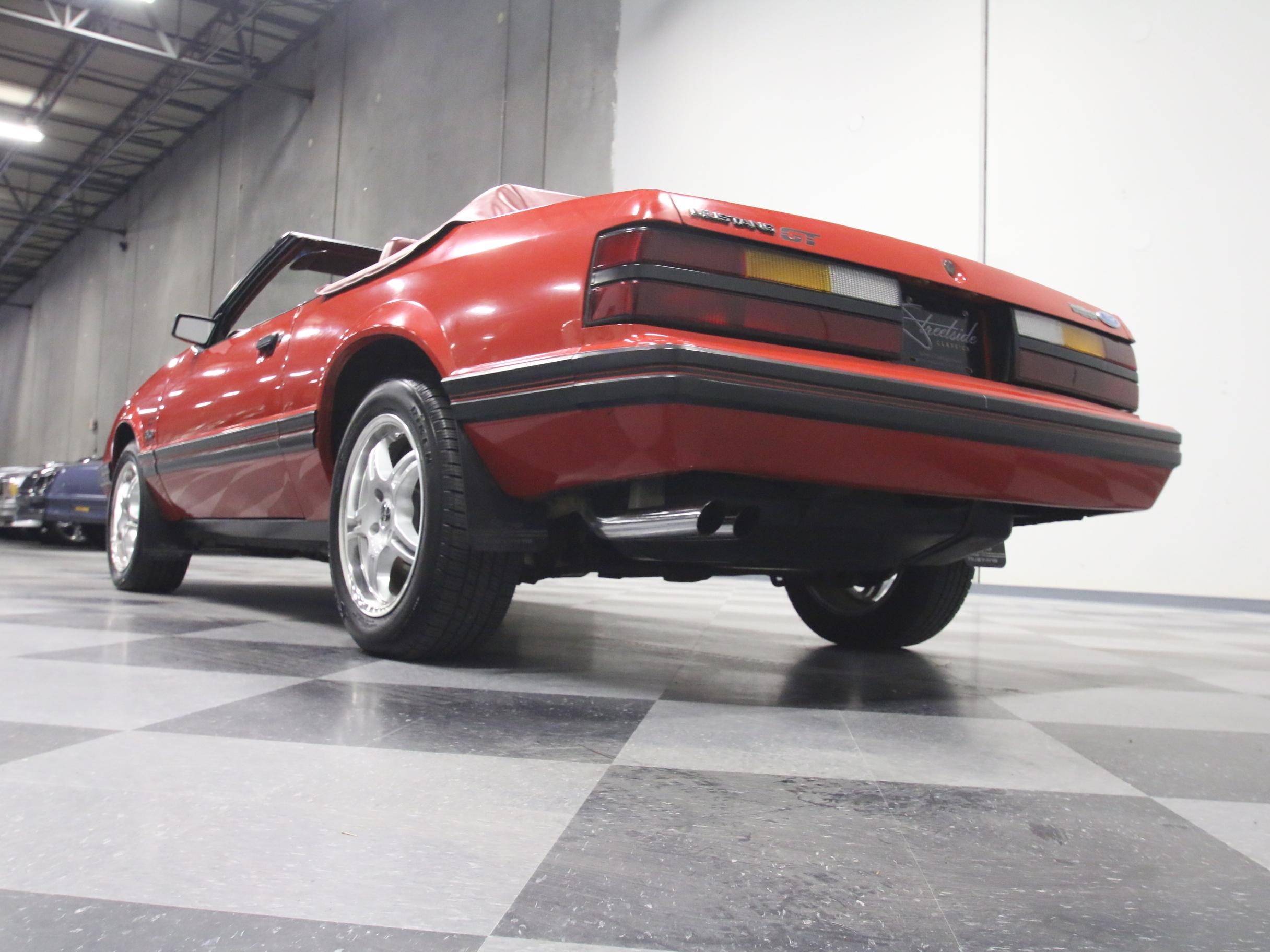 3618-ATL | 1984 Ford Mustang GLX | Streetside Classics