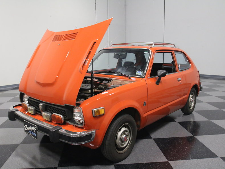 1976 Honda Civic | Streetside Classics - The Nation's ...