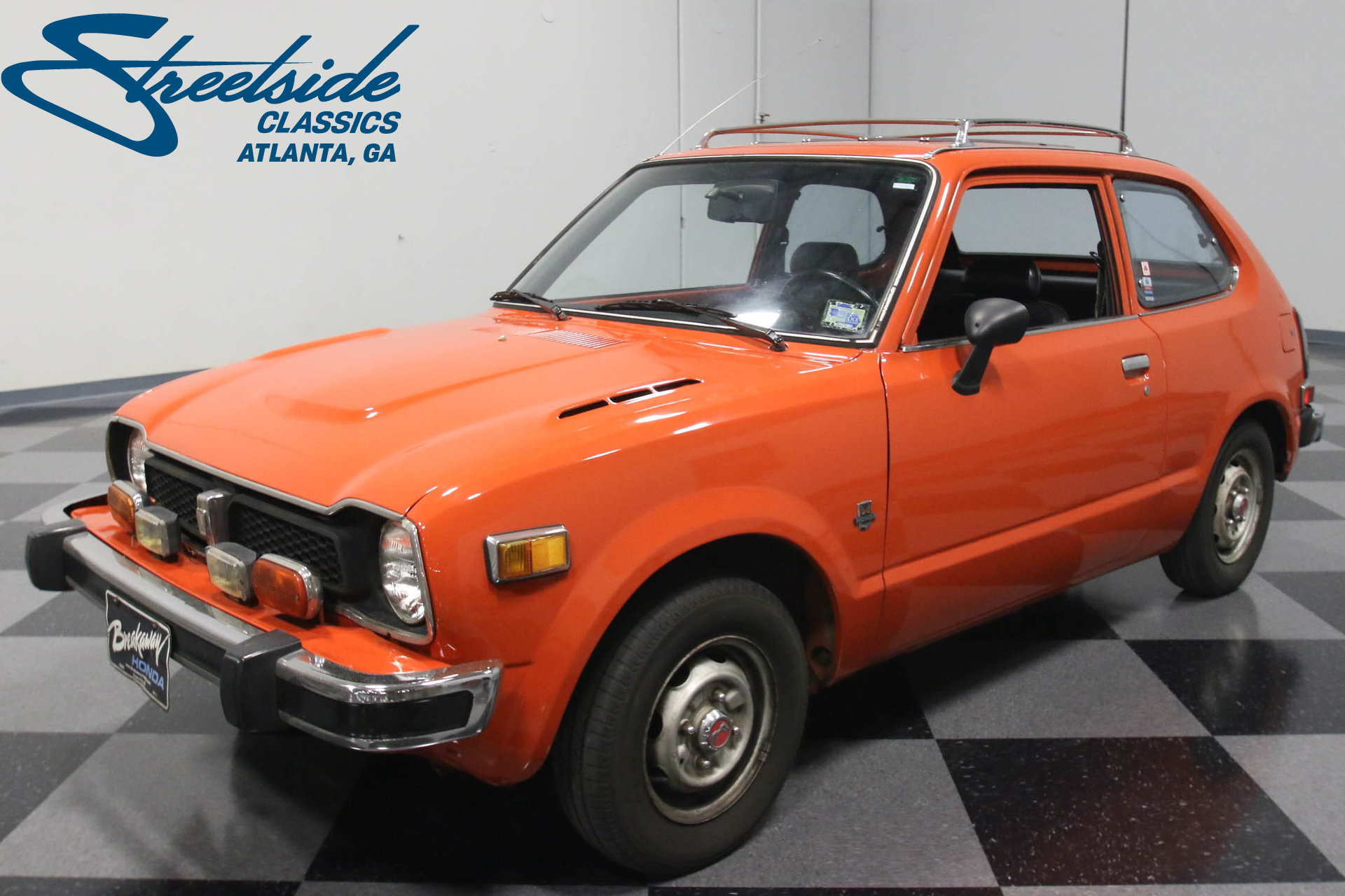 1976 honda civic ebay for Honda dealership atlanta ga