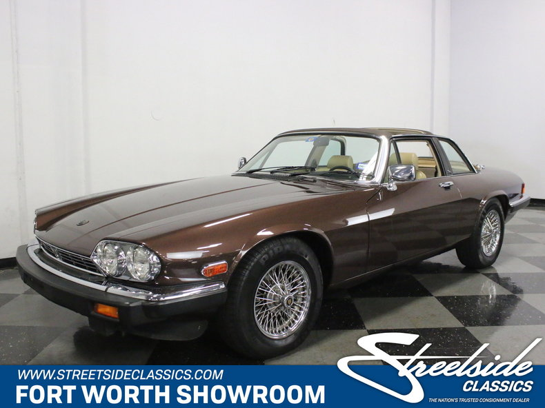 For Sale: 1986 Jaguar XJ-SC