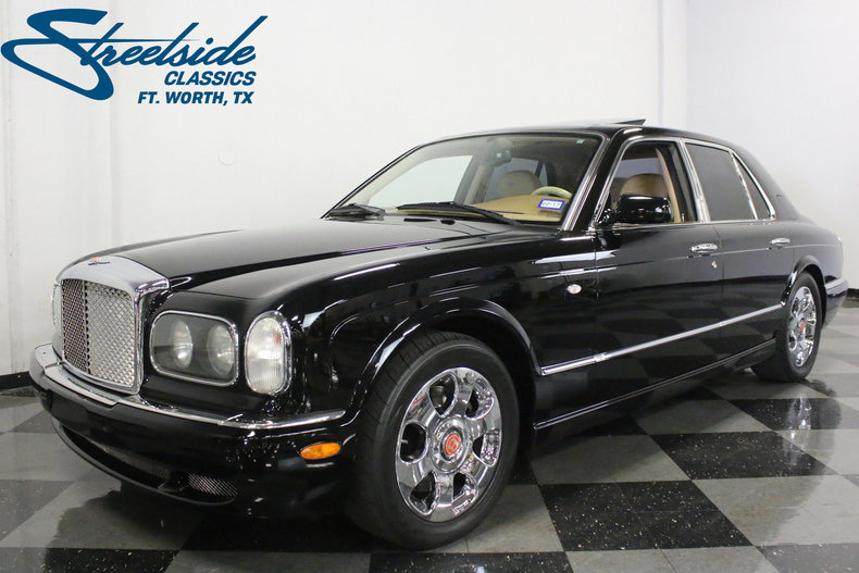 For Sale: 2000 Bentley Arnage