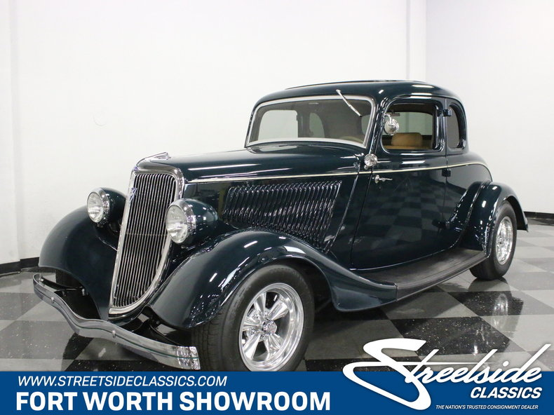 For Sale: 1934 Ford 5-Window
