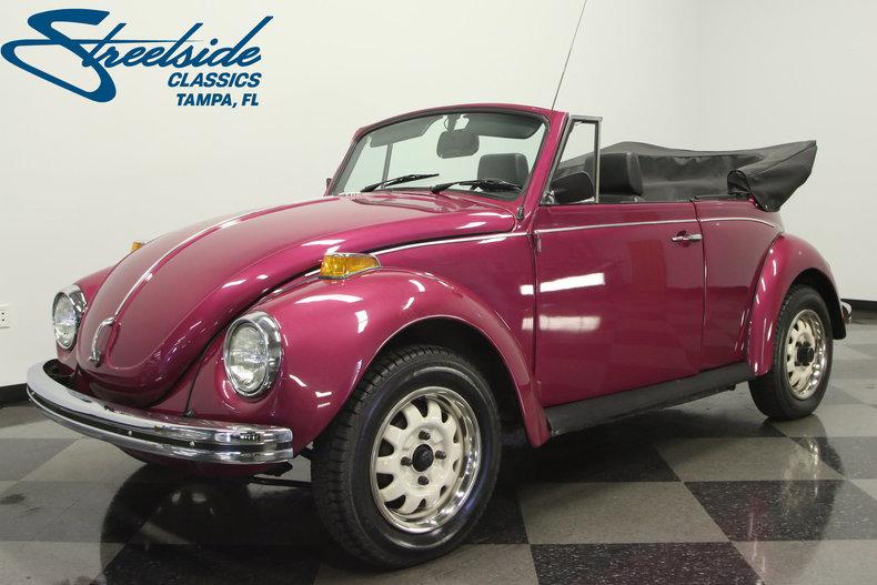 For Sale: 1971 Volkswagen Super Beetle