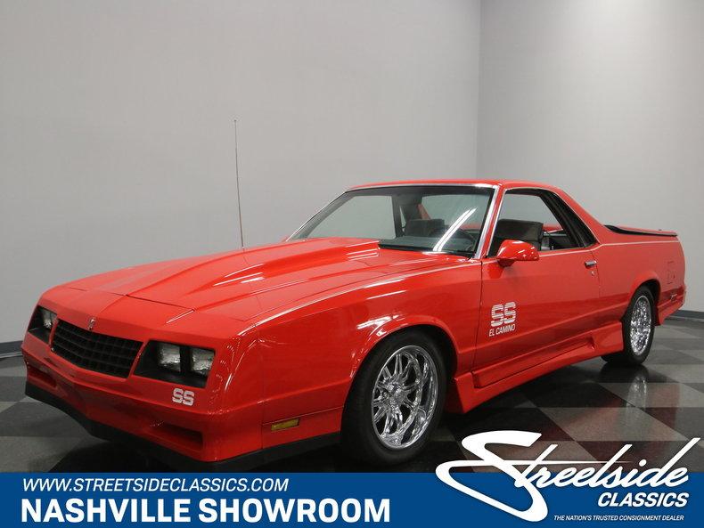 For Sale: 1983 Chevrolet El Camino