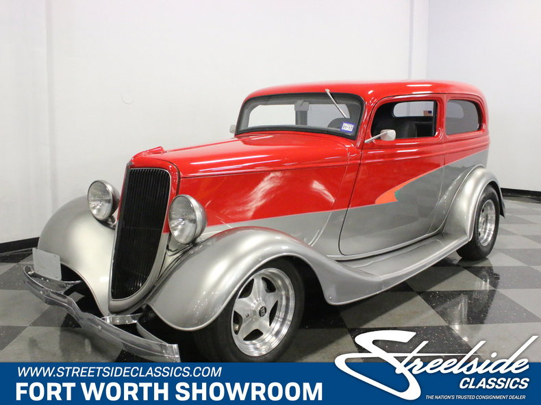 For Sale: 1934 Ford Tudor
