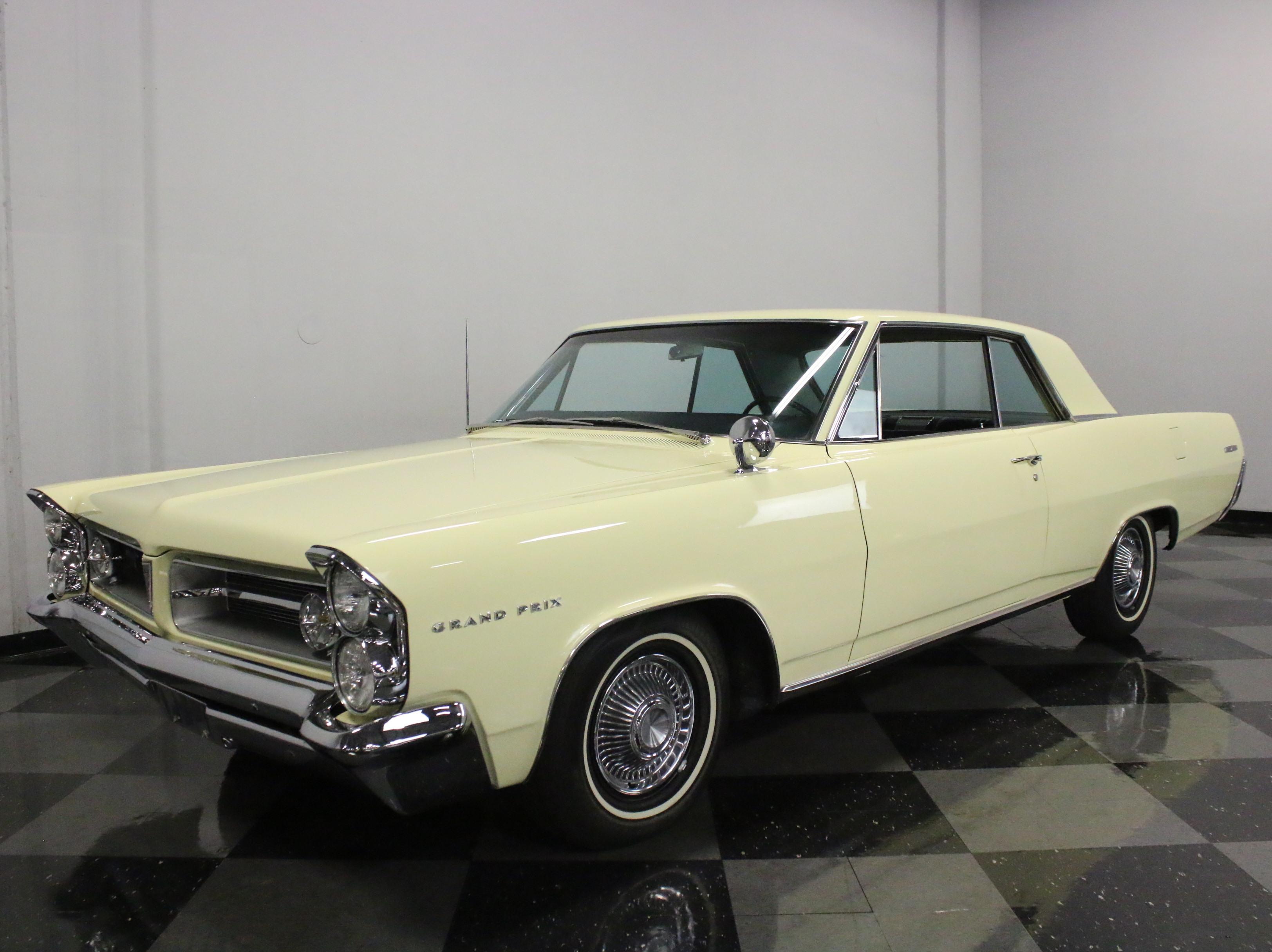 1963 Pontiac Grand Prix | eBay