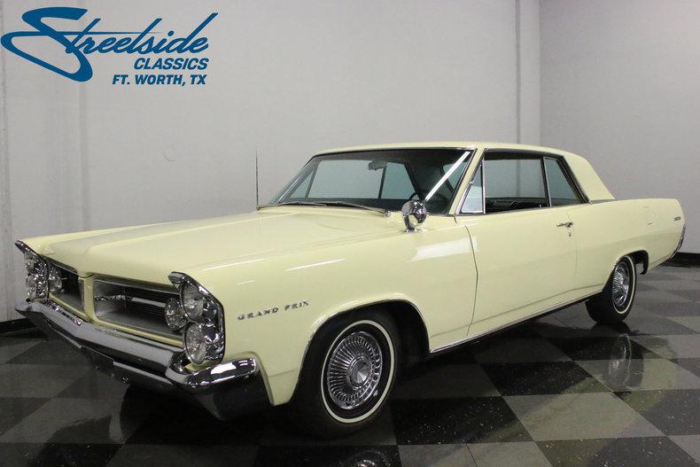 For Sale: 1963 Pontiac Grand Prix