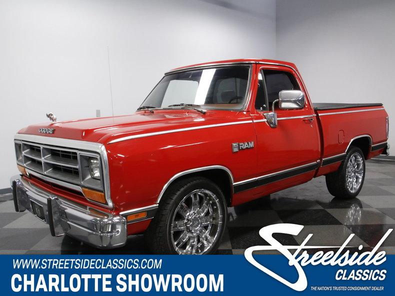 For Sale: 1988 Dodge Ram