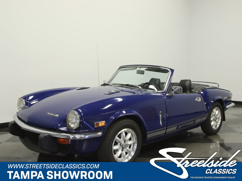 For Sale: 1972 Triumph Spitfire