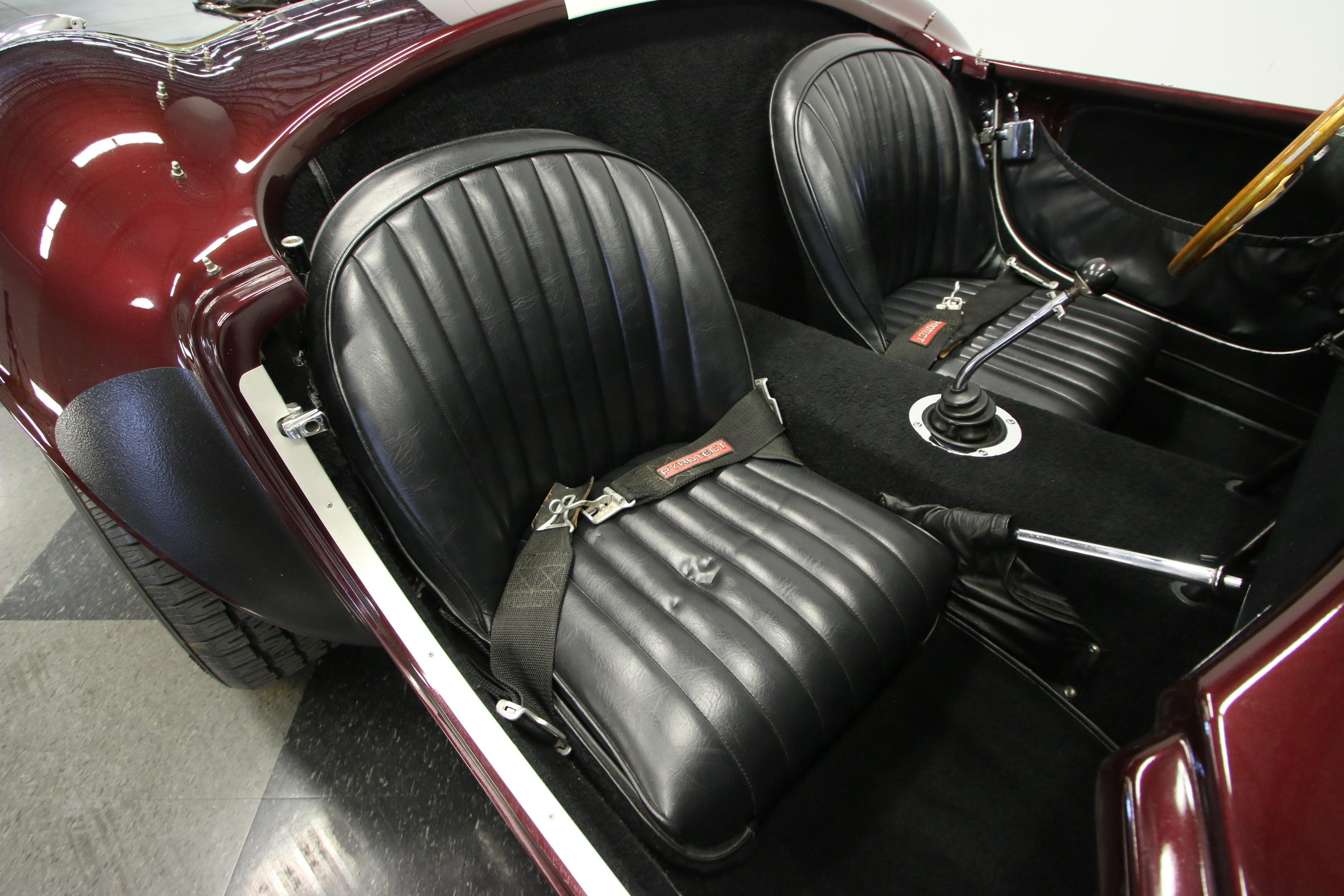 0796-TPA | 1965 Shelby Cobra 427 ERA | Streetside Classics