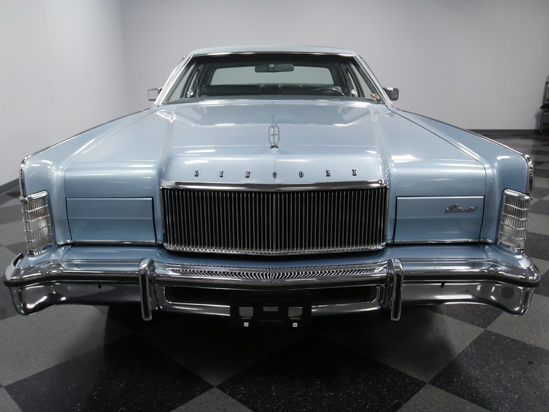 1974 Lincoln Continental | Streetside Clics - The Nation's ...