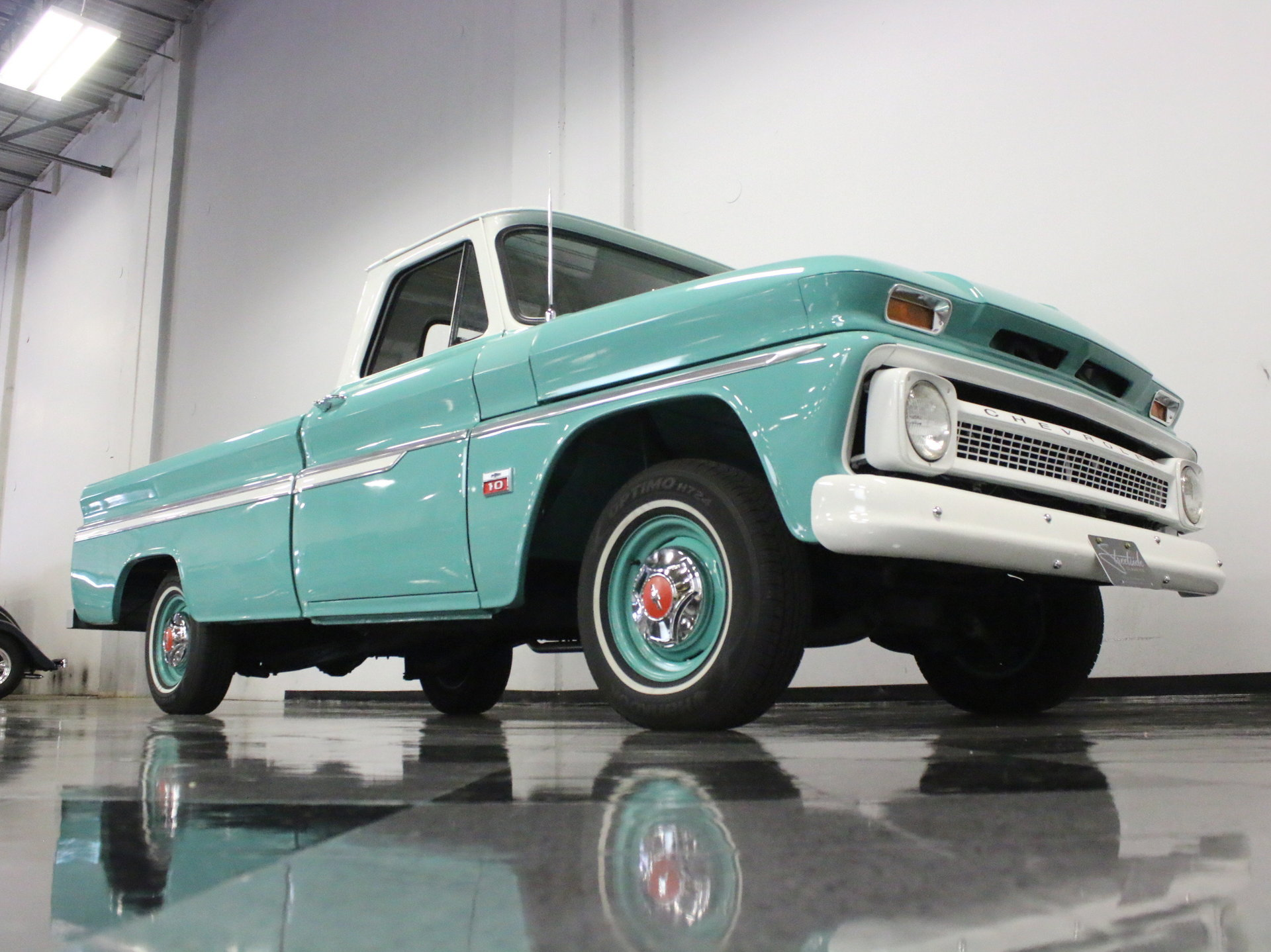 1966 Chevrolet C10 Streetside Classics The Nations Trusted 1964 Chevy Truck Paint Colors Show More Photos