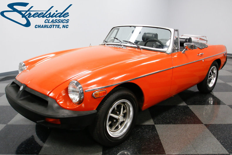 For Sale: 1974 MG MGB