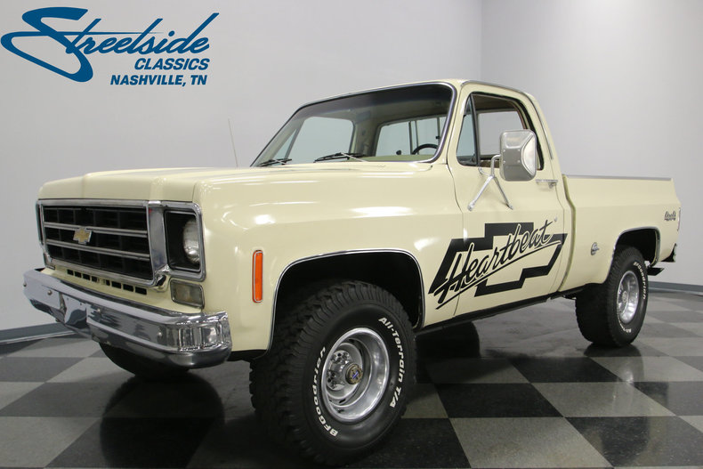 For Sale: 1978 Chevrolet Silverado