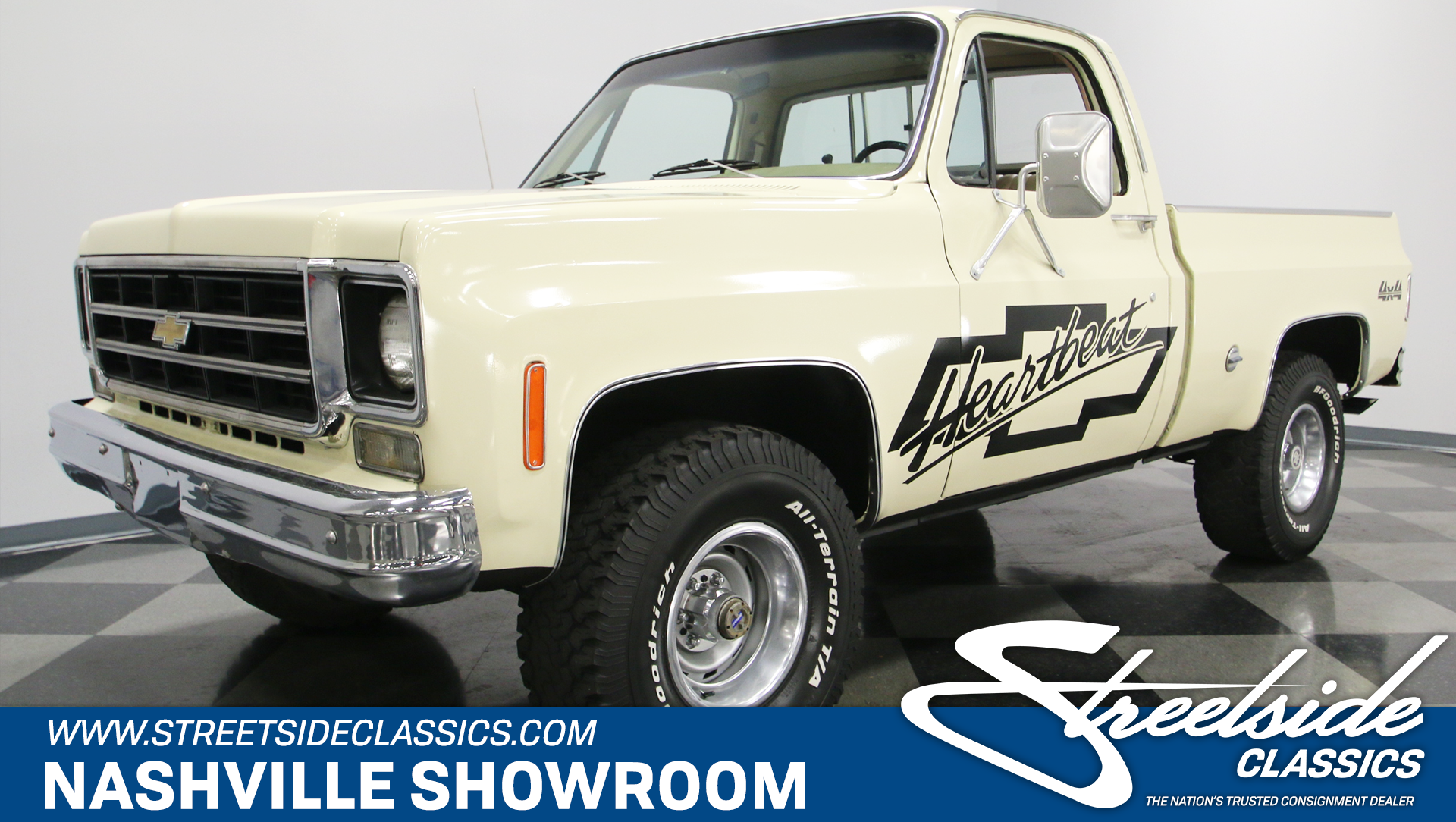 1978 Chevrolet K 10 Streetside Classics The Nations Trusted 1966 Chevy Cheyenne Super 4x4 Show More Photos