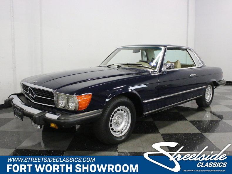 For Sale: 1974 Mercedes-Benz 450SLC