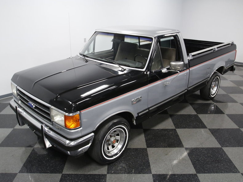 1990 ford f 150 xlt lariat for sale 63983 mcg. Black Bedroom Furniture Sets. Home Design Ideas