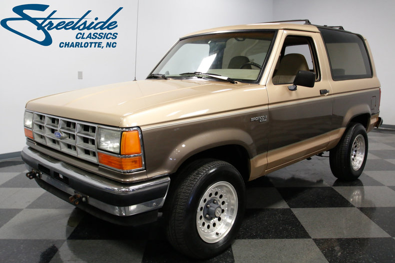 For Sale: 1990 Ford Bronco