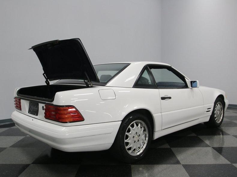 1996 Mercedes-Benz SL500 49