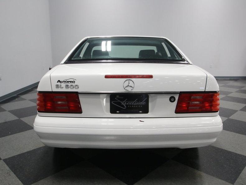1996 Mercedes-Benz SL500 23