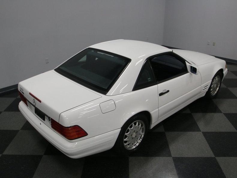1996 Mercedes-Benz SL500 29