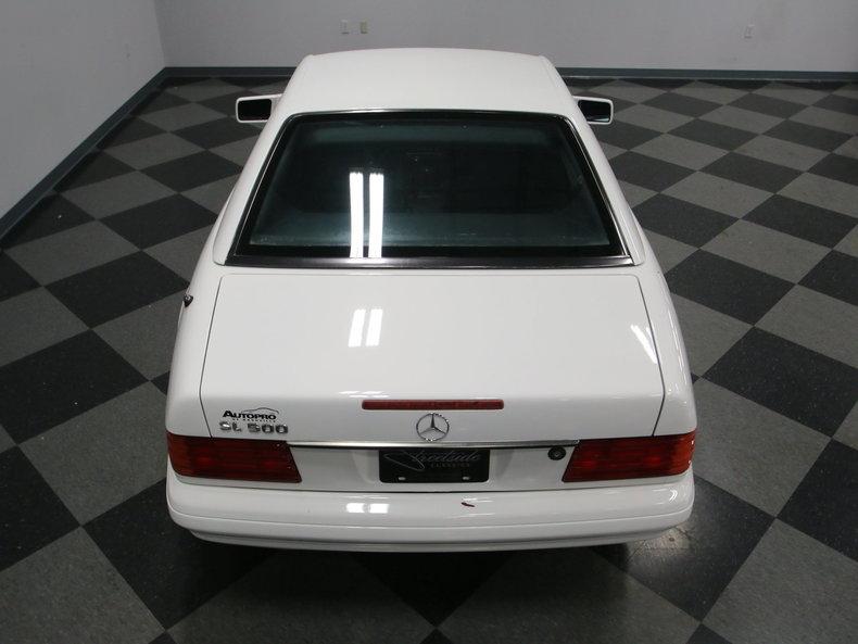 1996 Mercedes-Benz SL500 25