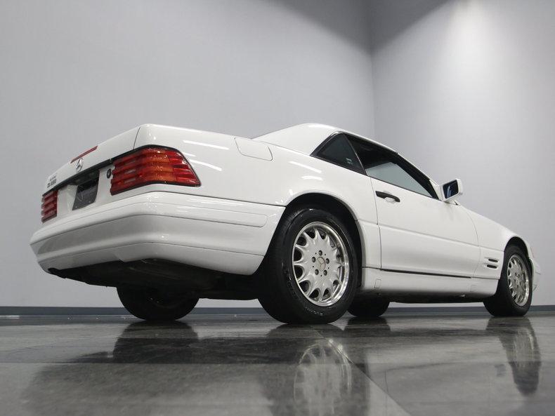 1996 Mercedes-Benz SL500 31