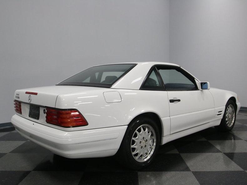 1996 Mercedes-Benz SL500 27