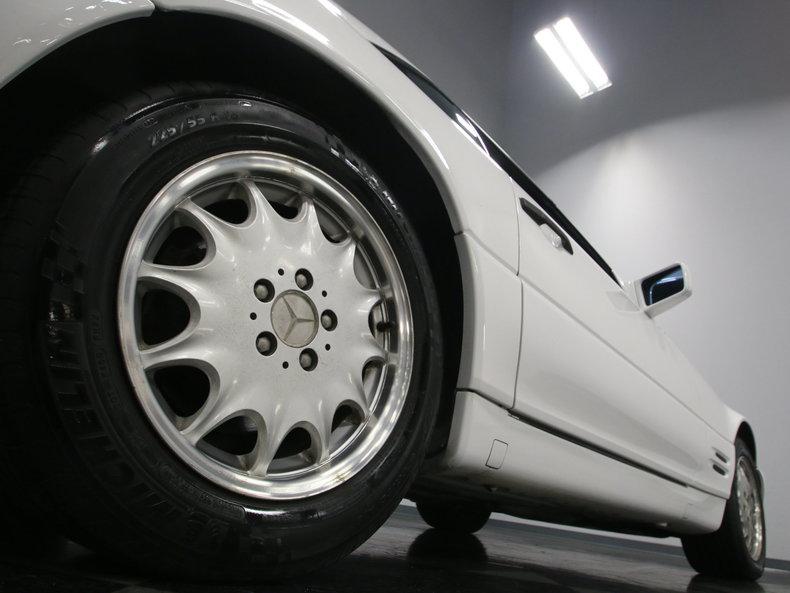 1996 Mercedes-Benz SL500 33