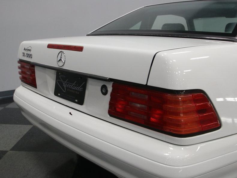 1996 Mercedes-Benz SL500 32