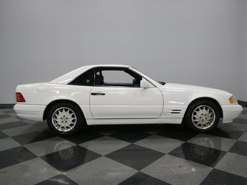 1996 Mercedes-Benz SL500 34