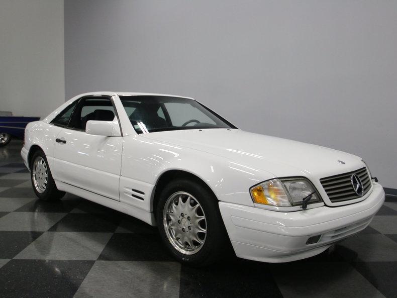 1996 Mercedes-Benz SL500 40