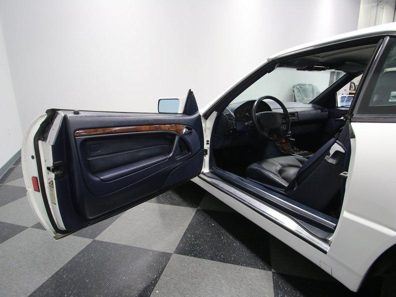 1996 Mercedes-Benz SL500 53