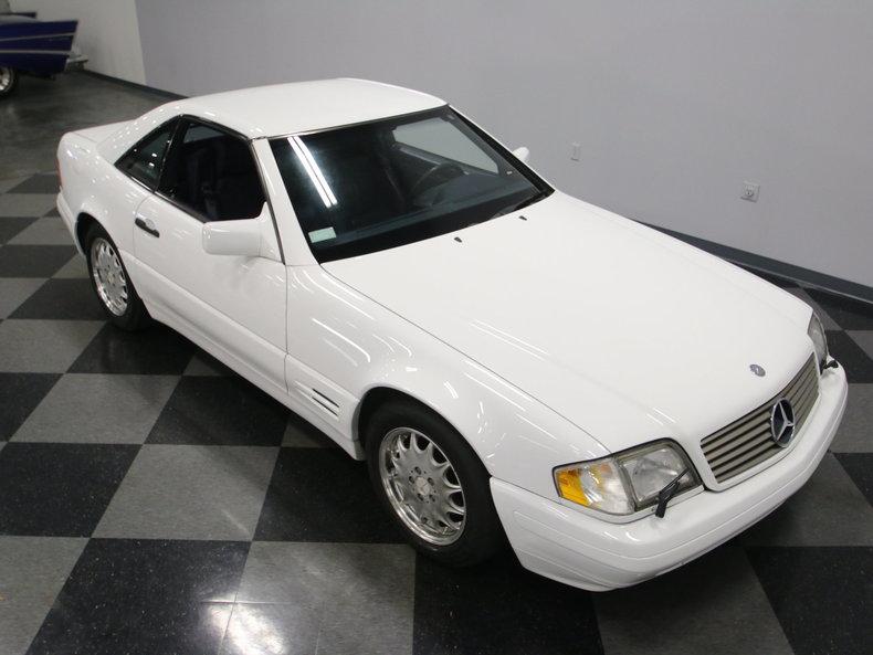 1996 Mercedes-Benz SL500 42