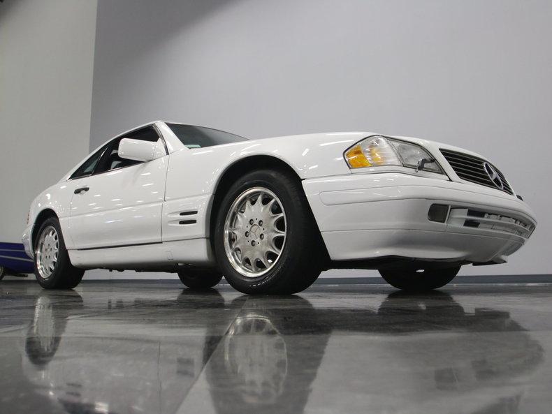 1996 Mercedes-Benz SL500 44