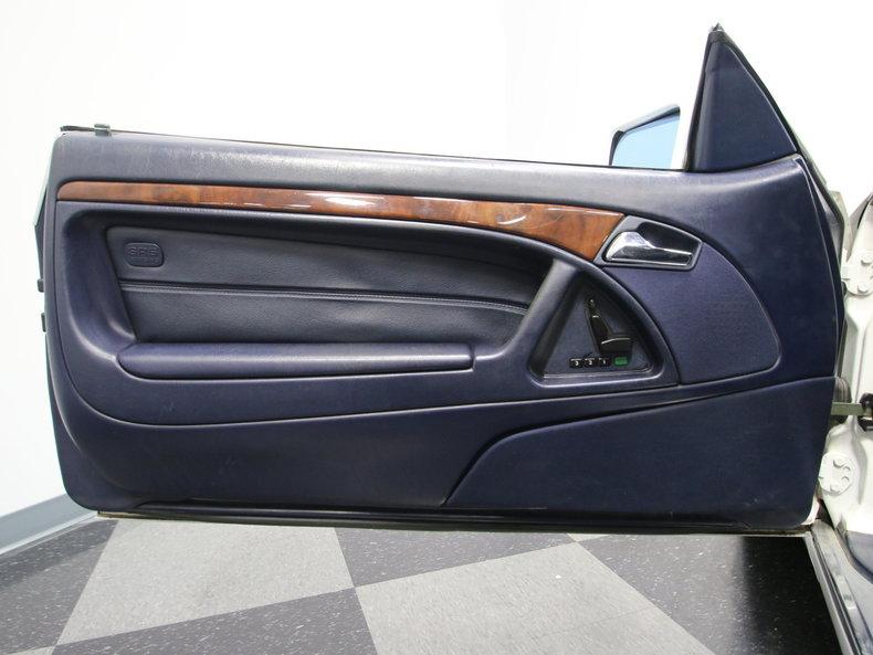 1996 Mercedes-Benz SL500 54