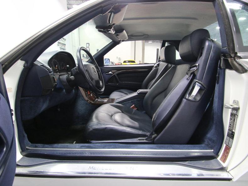 1996 Mercedes-Benz SL500 3