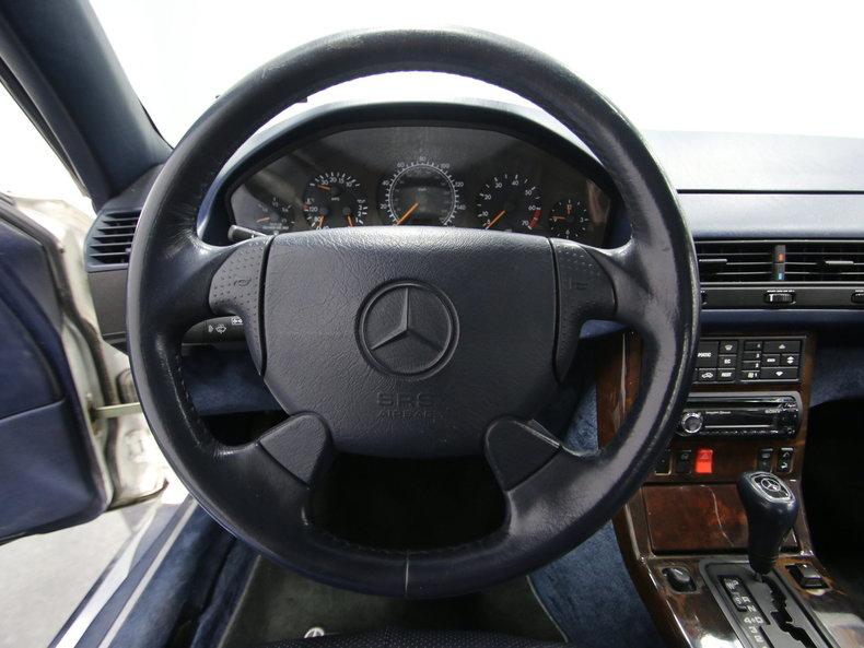 1996 Mercedes-Benz SL500 57